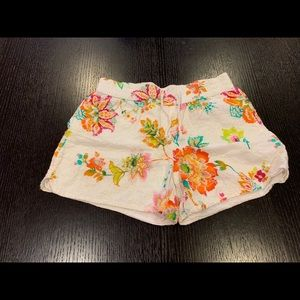 Gap Girl's Embroidered Shorts